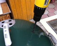 Weber Elektrogrill Mit Thermometer : Weber deckelthermometer nachrüsten grill report