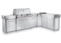 weber summit grill center